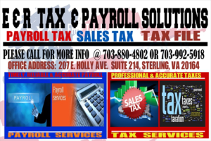 E & R TAX & PAYROLL SOLUTIONS